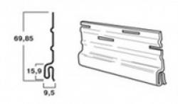 Комплектующие и аксессуары для сайдинга