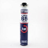 Tytan Professional 65 UNI пена профессиональная 750 мл, опт