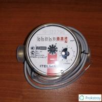 Счётчик холодный воды ITELMA WFK24 D110. 1L импульсный выход, вес импульса=1л