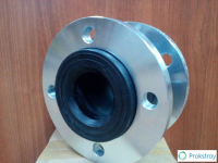 Компенсатор EPDM 700L Ду65 Ру16 фл Zetkama 700L065C00