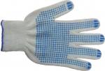 Перчатки  ПВХ точка, 10-й класс вязки 5-ти нитка
