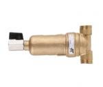 JIF 380 фильтр д/горячей воды 1/2 прямой, сетка 110 микрон