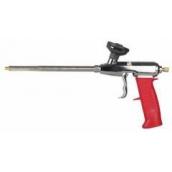 """Пистолет ЗУБР """"ПРОФИ"""" для монтажной пены, тефлоновое покрытие, инновац регулятор, уплотнит кольца в корпусе и сопле"""
