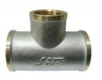 "JIF 242 NB тройник  1""-1/2""-1"" г/г/г"