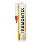 Акрил Remontix, герметик акриловый, белый, 310ml
