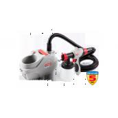 Краскопульт ЗУБР электрический,краскоперенос 320 мл/мин, вязкость краски 50 DIN,HVLP,0,8л,600Вт