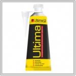 ТЮБИК Ultima, герметик силиконовый универсальный белый, 80ml (1к.-12шт.)