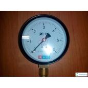 Манометр МЕТЕР ДМ02-100-1-G1/2 6 BAR кл точн 1,5