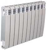 JIF 3580Ф радиатор алюминий 10секц