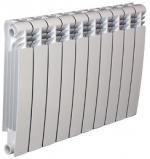 JIF 8080  НФ радиатор алюминий  580х80х80    10 секц.