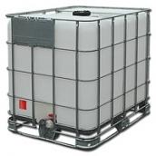 Дистиллированная вода на разлив в тару покупателя (евро-куб)