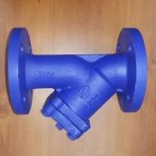 Фильтр чугунный ф/ф Ду 50 Ру 16 Tmax=300°C, IS16, ADL