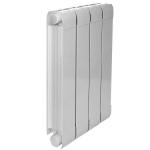 JIF 8098 радиатор алюминий 580х80х100  4 секц