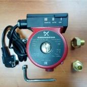 Grundfos UPA 15-90 160 mm повышающий насос
