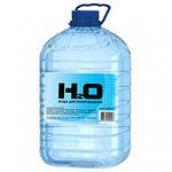 Дистиллированная вода бутылка 5 литров