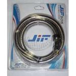 JIF 505 шл д/душ  нерж  Люкс/блистер  1.75м    и/к