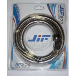 JIF 505 шл д/душ  нерж  Люкс/блистер  2.0м    и/к
