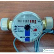 Счётчик воды ITELMA WFK24 E130 импульсный для холодной воды