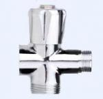 JIF 267  кран шаровой 3-прох  г/ш/ш
