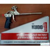 Пистолет KUDO для монтажной пены