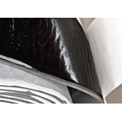 Липлент-Пф, Дублирована термически сшитым пенополиэтиленом с металлизированной плёнкой
