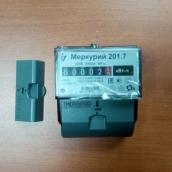 Счётчик электроэнергии Mercury 200.02 Москва
