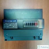 Счётчик электроэнергии Mercury 231 AМ-01
