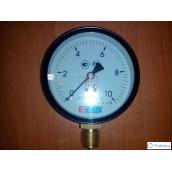 Манометр МЕТЕР ДМ02-100-1-G1/2-10 BAR кл точн 1,5