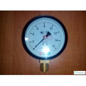 Манометр МЕТЕР ДМ02-100-1-G1/2-16 BAR кл точн 1,5