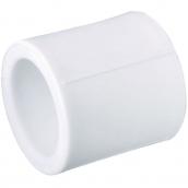 Муфта PP-R белый Дн 32