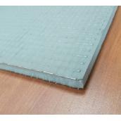 Панель из полистирола 10 мм х 0,6 м  х 2,5 м двухсторонняя