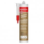 Penosil General, герметик силиконовый, многофункциональный, белый, 310 ml