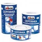 Unibob, серпянка (самоклеящаяся сетка) 50 мм*90 м (1 кор.- 24 шт)