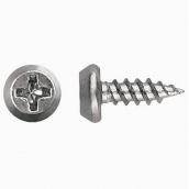 Саморез по металлу (клоп) 3,5х11, острый