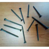 Саморез ( шуруп ) фосфатированный для гипсокартона потайная головка PH2, 4,2х64, 70, 76, редкий шаг, 1 кг