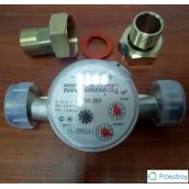 Счётчик воды СВК-25У, 1 дюйм ( ДУ 25 ) 160 мм