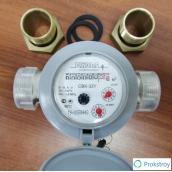 Счётчик воды СВК-32У, 1 1/4 дюйма ( ДУ 32 ) 160 мм