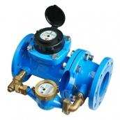 СТВК-2 50/15 ДГ импульсный счётчик холодной воды комбинированный