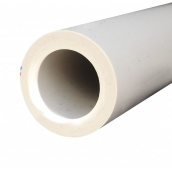 Труба PP-R бел Дн 63х10,5 Ру20 SDR6 Т