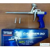 Пистолет TYTAN Professional CALIBER 30, для монтажной пены