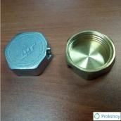 Заглушка на трубу 1 дюйм, JIF 250 NB