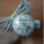 """Счетчик воды ETK-I-N-AM, 40°C, DN 20, Qn 2,5, L 130 mm, G1""""B, с импульсным датчиком (10L/Imp.), без присоединителей"""